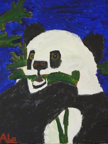 Abe: Panda