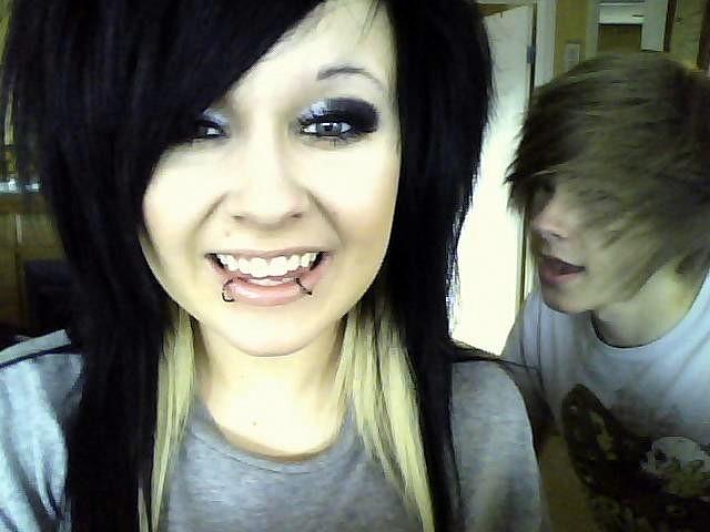 Sexy Emo Webcam