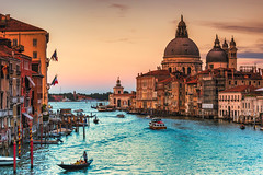 Venice Sunset (JSP92) Tags: 2018 cloud photography sky italy outdoor vacation religion holiday venice