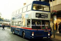 3003 (PB) F303 XOF (WMT2944) Tags: 3003 f303 xof mcw metrobus mk2a west midlands travel