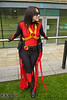 IMG_5719.jpg (Neil Keogh Photography) Tags: hero dickgrayson baton dc robe boots bulletbelt gold pants dccomics comics red female utilitybelt new52 cloak jumpsuit top mask batman cosplay redrobin black bullets cosplayer yellow bat robin