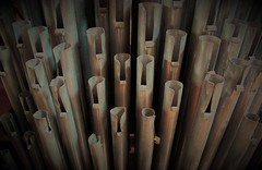 Organ pipes free composition (Haakon von Martinsky) Tags: pipes organ composition