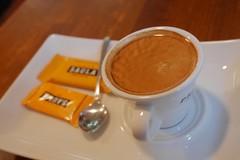 コーヒー (lulun & kame) Tags: vigo ヴィーゴ spain europe coffee ガリシア スペイン ヨーロッパ galicia コーヒー lumixg20f17