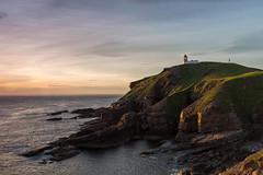 Stoer Lighthouse (rachel_rennie) Tags: scotland stoer landscape castles