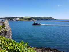 Plymouth Sound Boat Trip (trevorhicks) Tags: plymouth sound water boat mount batten