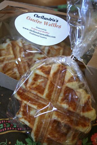 Waffle of Cheflandria's