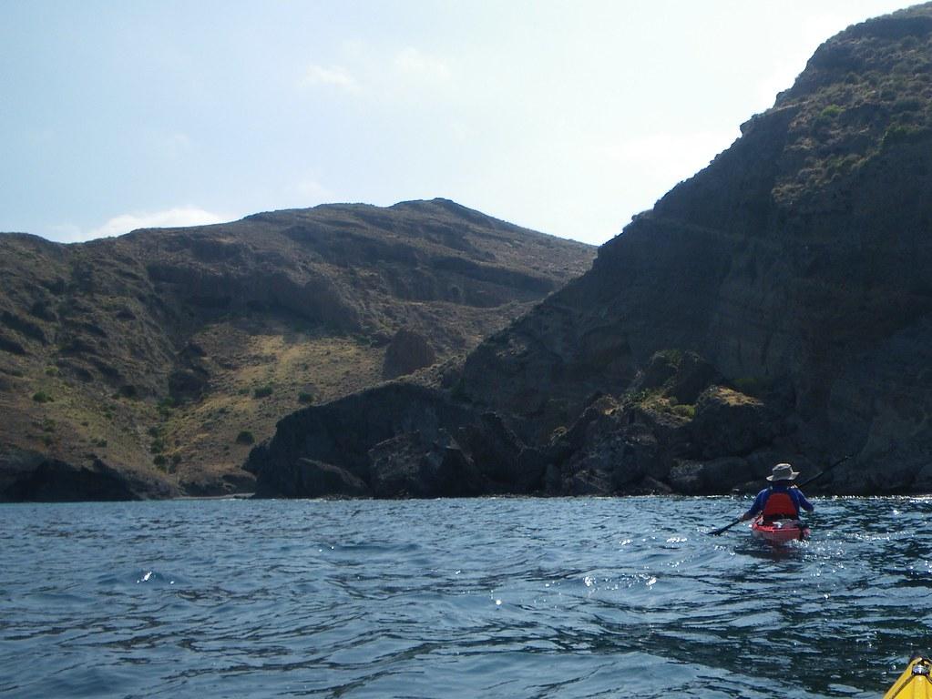 Cabo de Gata en kayak 210