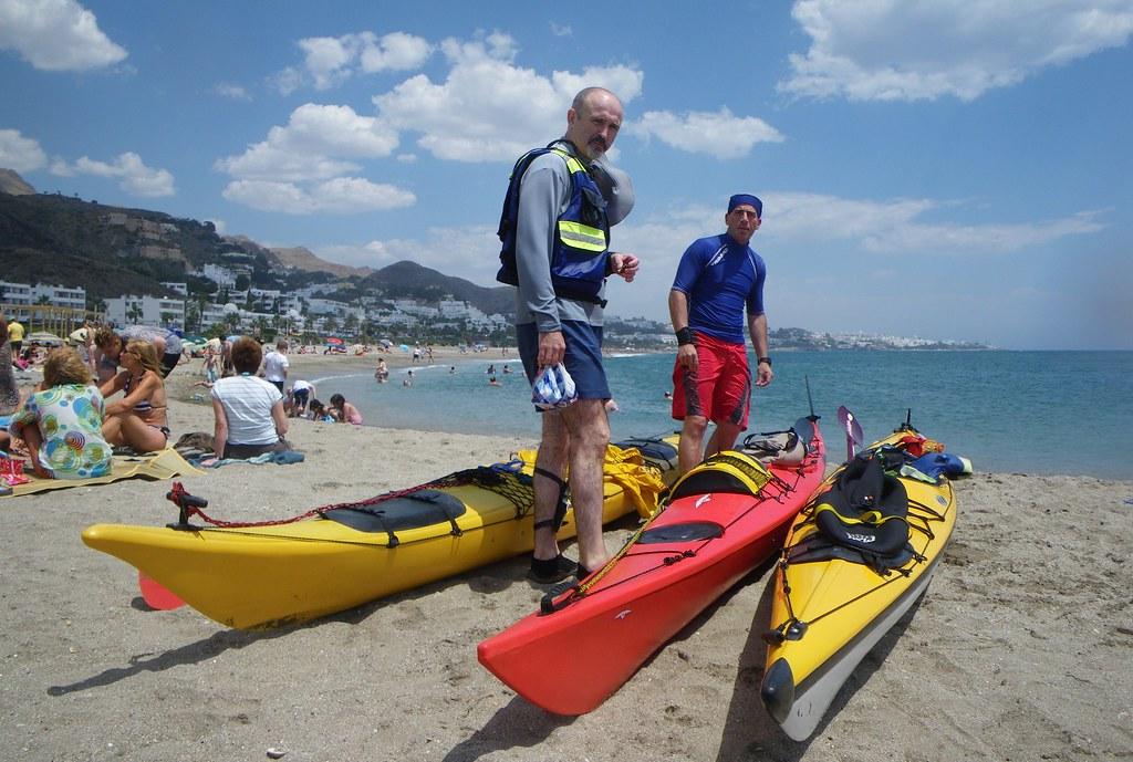 Cabo de Gata en kayak 008