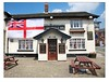 Welcome to your England World Cup HQ - Village style (Mark-Crossfield) Tags: world pictures uk greatbritain england cup sign southafrica photo pub child image eagle photos flag picture images flags worldcup pubs eagleandchild 2010 englandfootball rainford photosof picturesof comeonengland worldcup2010 imagesof markcrossfield eagleandchildrainford