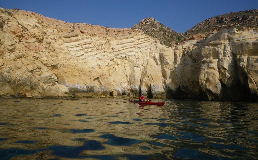 Cabo de Gata en kayak 310