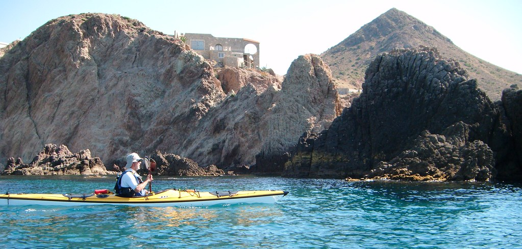 Cabo de Gata en kayak 775