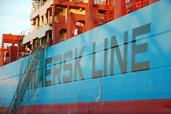 MAERSK BEAUMONT (LeHavreShips) Tags: sea france port boat photo view ships vessel container havre normandie containership normandy carrier tanker beaumont lehavre maersk conteneurs porteconteneurscontainerschiffbuque portacontenedor