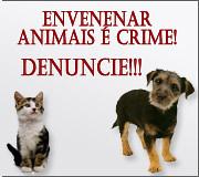 Envenenar Animais é Crime