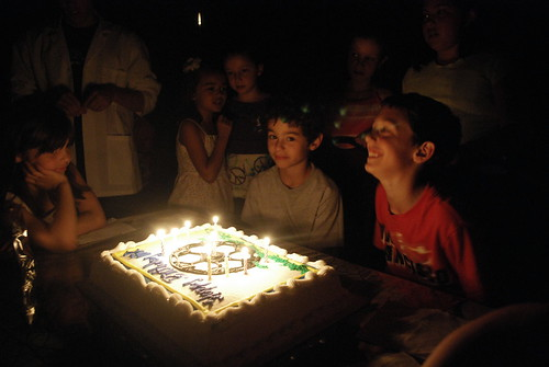 Birthday Moment