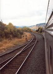1991~ Quebec North Shore and Labrador, Train Front