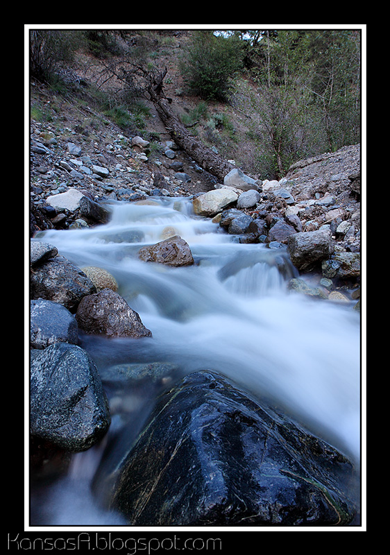 McGillivray Creek (by KansasA)