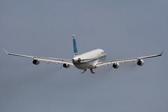 9K-ANB - 090 - Kuwait Airways - Airbus A340-313 - 100617 - Heathrow - Steven Gray - IMG_5470