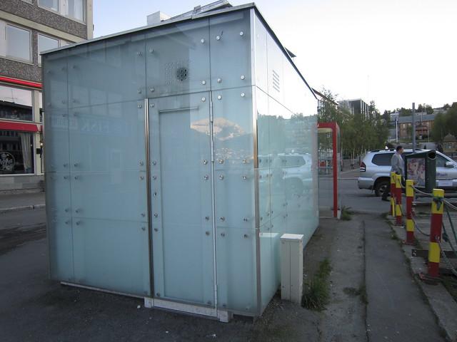 Offentlig toalett Tromsø