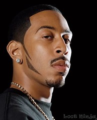 ludacris stupid sideburns
