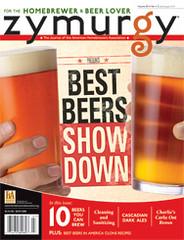 Zymurgy Magazine - Best Beers Show Down