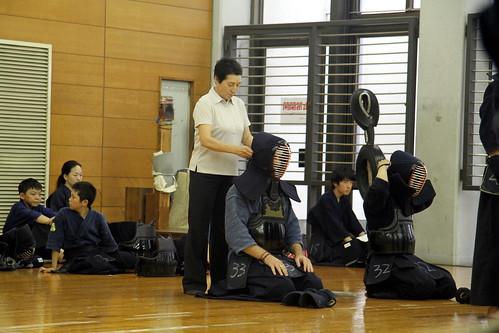 Ikkyu kendo - cuidando detalles