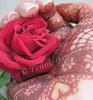 Henna Rose  Henna stain 24hrs