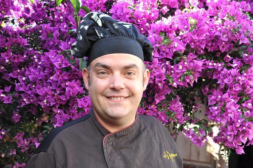 Stephane Gasciolli, Ibiza restaurant El Ayoun chef