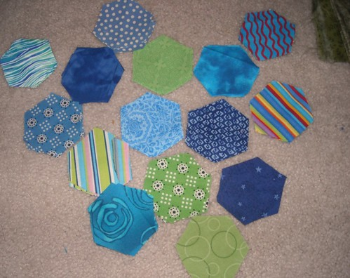 hexagons for my dqs9 project