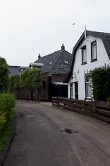Julianalaan in Kaag island