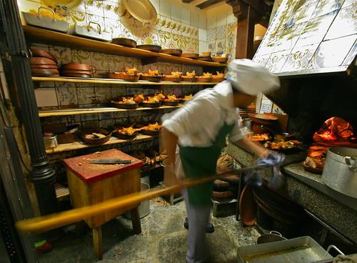 Sobrino de Botin, Madrid, Spain - The Oldest Restaurant In The World