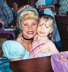 Katie & Cinderella 2002