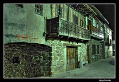 C/Ayuntamiento viejo (Guijo Crdoba-fotografa) Tags: street door espaa window ventana spain puerta balcony nikond70s balcon avila nocturno callejon cuevasdelvalle guijocordoba