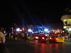 Night time on Taksim sq