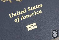 U.S. Passport Symbol