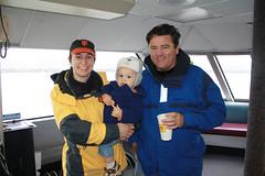 Sara, Patrick & Kevin