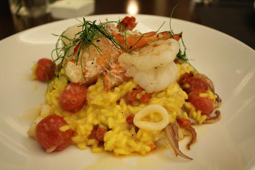 Raya- Seafood Paella