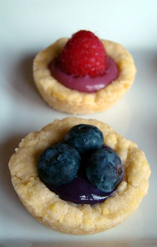 fourth of july tarts