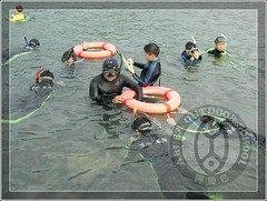 20100704龍洞浮潛夏令營67