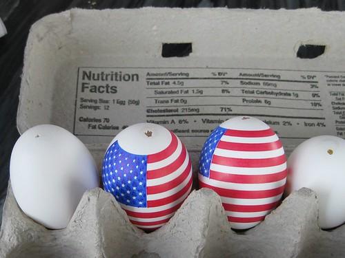 American Eggs