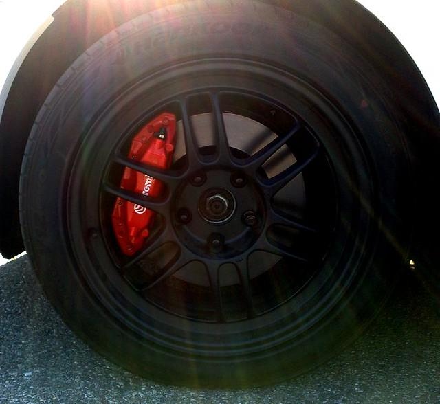 Typer Brembo Vs Buddy Club Bolt On Calipers Vs TL Types Brembo - Acura tl brembo calipers