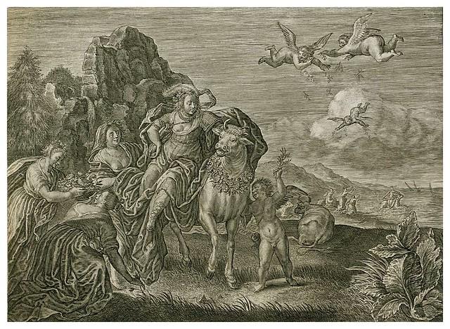 006-Les Metamorphoses d'Ovide  En Latin Et François … 1677