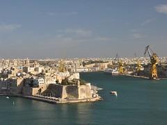 Fort St. Michael (bazylek100) Tags: sea island mediterranean fort malta knight fortification stmichael fortress isla siege valletta grandharbour morze hospitaller senglea wyspa 1565 lisla orderofstjohn rdziemne