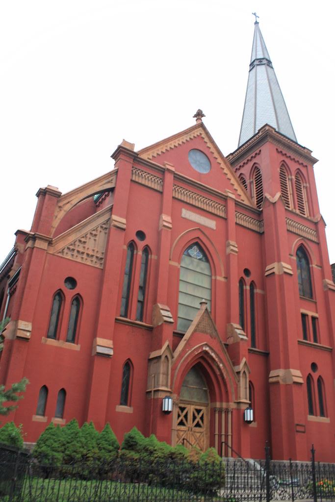 St. John's German Lutheran Church