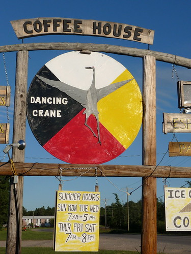 Dancing Crane Coffee House