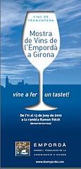 Mostra de Vins de lEmpordà a Girona