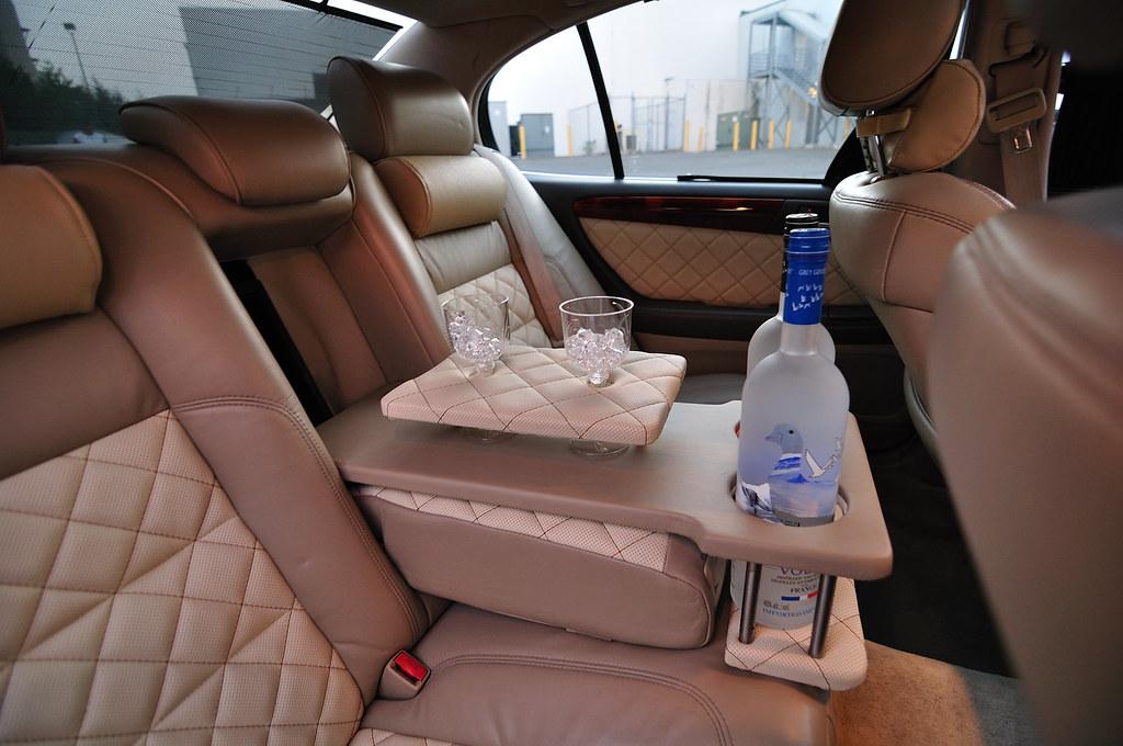 gs300 vip interior