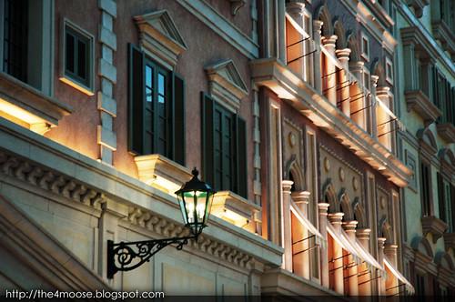 The Venetian - Canal Shoppes