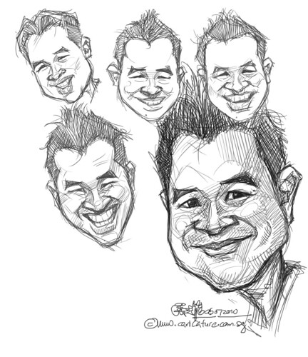Sketch studies of Jit
