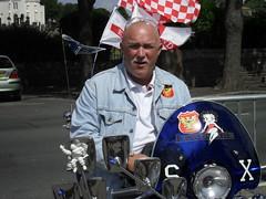 ...isle of mann...2010... (thescootz) Tags: club liverpool mod vespa scooter lambretta mods goldhawks