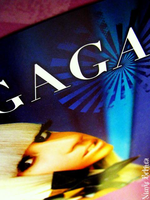 Gaga, ooh la la! by Nicole Bethea